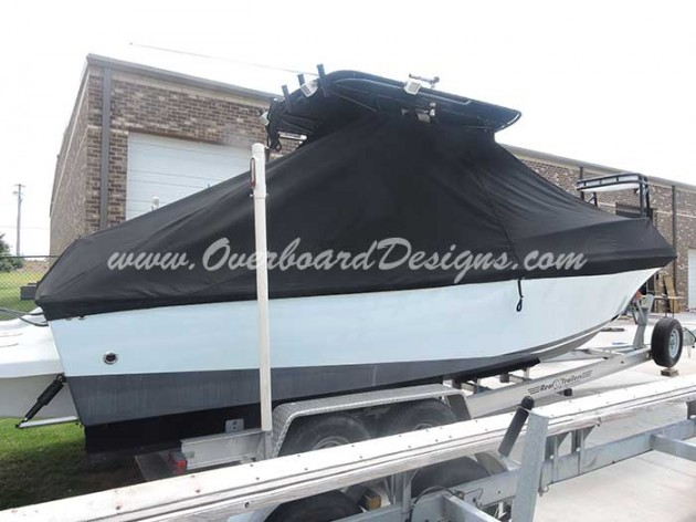 Overboard Designs - Boat Covers   Marine Upholstery and Canvas