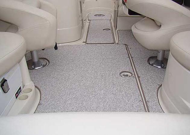 Overboard Designs - Marine Carpeting, Snap-in carpeting, Seagrass Carpeting : Marine Upholstery ...