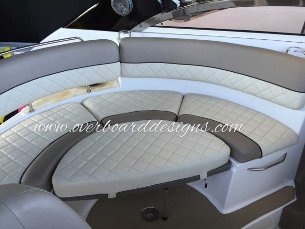 Overboard Designs Marine Upholstery Canvas And More For All Kinds Of Boats Marine