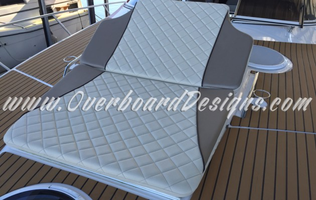 Overboard Designs Services Marine Upholstery And Canvas