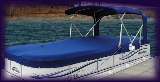 COVERS & BIMINI TOPS