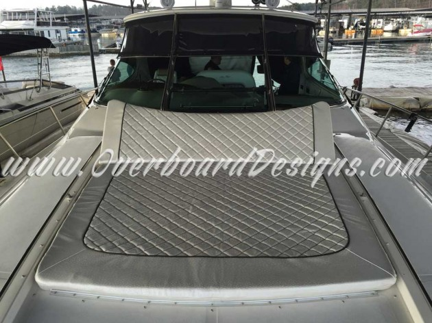 Overboard Designs - Marine Upholstery, Canvas and more for
