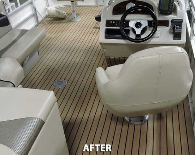 Overboard Designs Marine Carpeting Snap In Carpeting